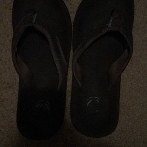 Shoes - Reef Brown Sandals 7